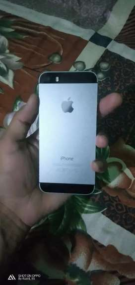 iPhone 5s in gud condition