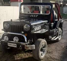 Jeep inVery good conditionu,fully modified tax till 2021