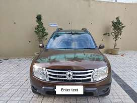 Renault Duster 2012 110ps Diesel 88255 Km Driven
