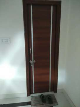 Luxury semi furnished 1 bhk for rent  behind RTO office