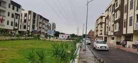 Rangoli garden road
