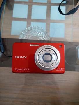 SONY Digital camera 14.1 maga pixcle