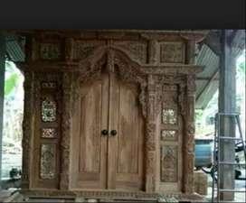 pintu gebyok 3 meter