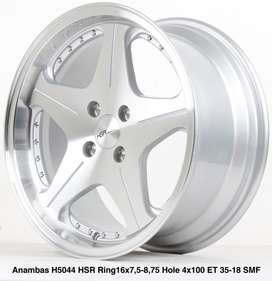 ANAMBAS 5044 HSR R16X75-875 H4x100 ET35-18 SMF