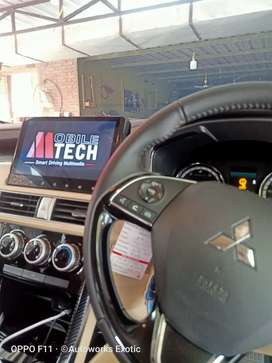 Autoworks exotic car//HEAD UNIT ANDROID xpnder