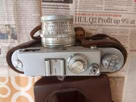Zorki 4 vintage camera