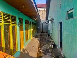 Rumah Kontrakan murah, Aman, Nyaman, Tentram, Di Jl.sembilang Indah 1