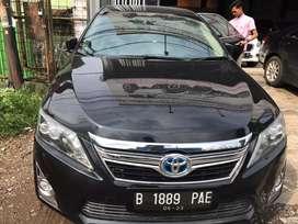 Toyota Camry Hybrid Tahun 2013 Tangan Pertama Kondisis Istimewa