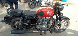 Royal Enfield bullet top notch condition