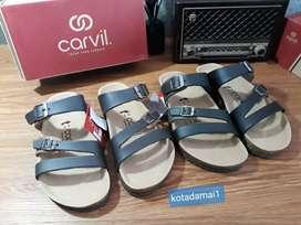 sandal carvil original series clifton 03M - sandal footbed