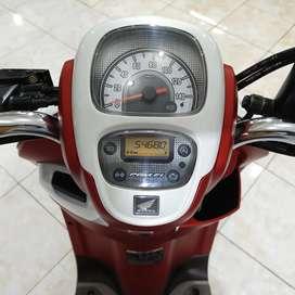 Scoopy esp iss Stylish km 5000 tanpa indent th 2020