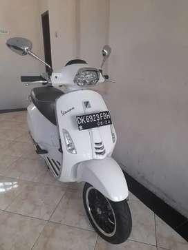 Piaggio Vespa sprint thn 2019 / Bali dharma motor