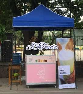 Pelopor Tenda Cafe Rakit dan Lipat Bandung