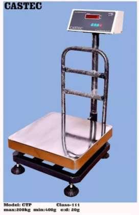 Thomson Electronic Weighing Machine