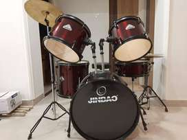 Jinbao Drums kit with seat