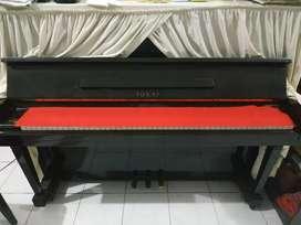 kain penutup tuts piano untuk pelindung debu dan benturan stand book