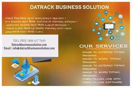 Part Time Data Entry Job In Kerala