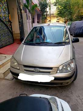 Hyundai Getz 2006 Petrol Good Condition