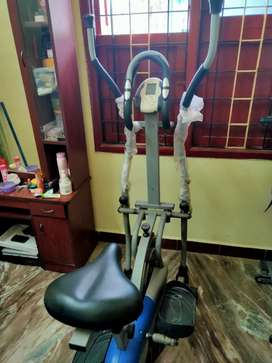 Cycling machine working in good condition