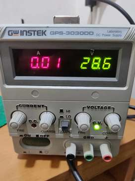 GW INSTEK – GPS-3030DD