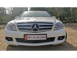 Mercedes-Benz C-Class C 220 CDI Avantgarde, 2010, Diesel