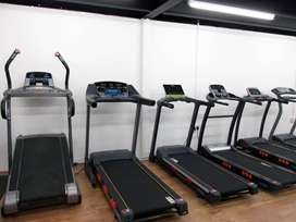 USED TREADMILLs 5,990 onward 1 YEAR WARRANTY 10 Models To sweat is to