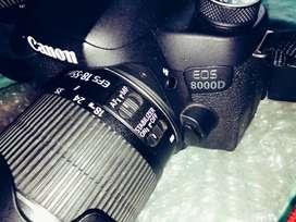 Canon EOS 8000D Original Made In Japan. Langsung beli di Jepang.
