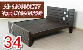Cot without  storage 4250 with 6500 sizes 4×6