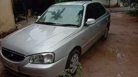 Hyundai Accent 2006 Diesel 130000 Km Driven