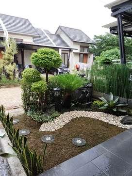 Tukang taman murah jasa pembuatan taman minimalis