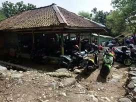 Jual Tanah Villa di Persimpangan Curug Cigeuntis dan Curug Bandung