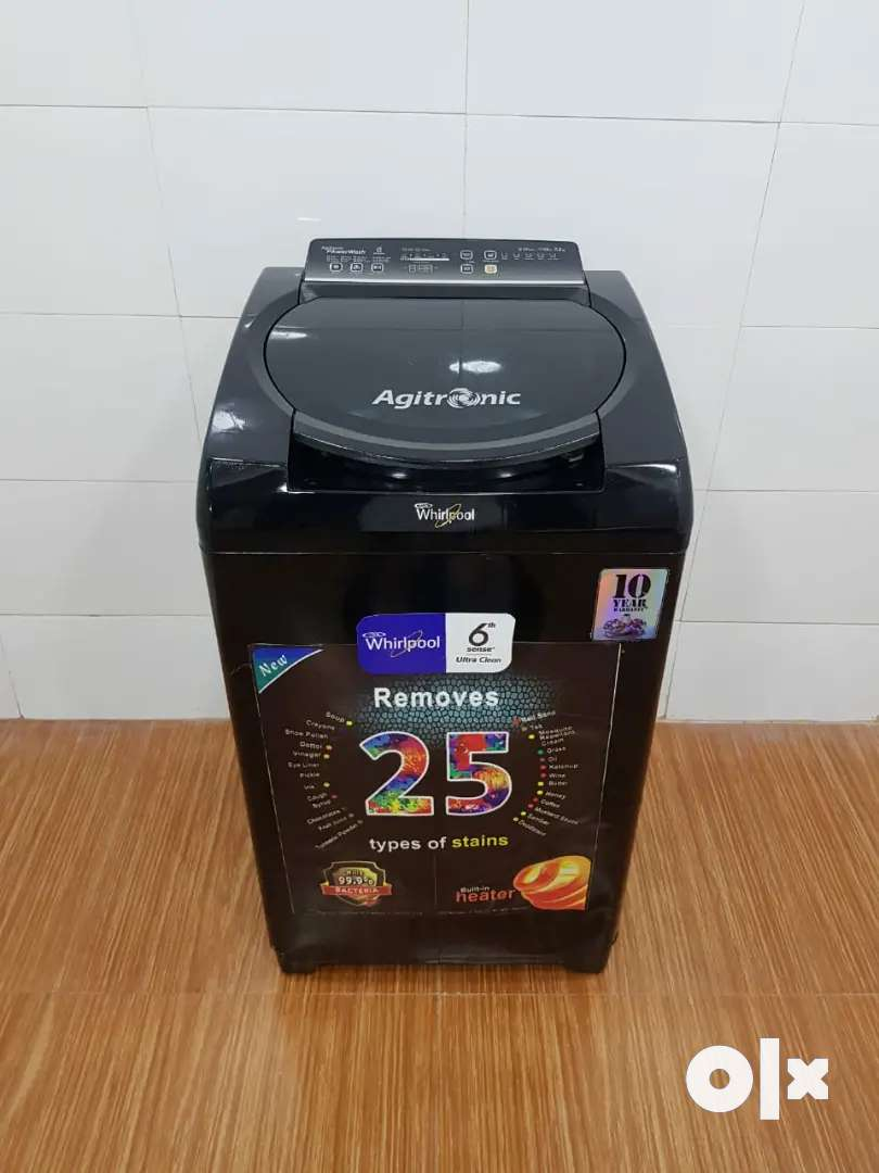 Certified Whirlpool 7.2kg stain wash with 1 year warranty 0