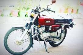 RX 100 baby fully restored good working condition