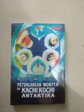 Buku komik doraemon terbaru