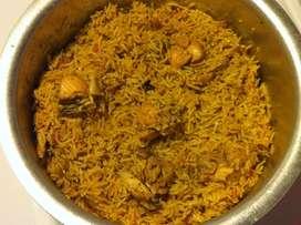 Need briyani  shawarma  master