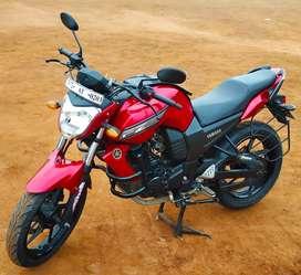 Yamaha 150 CC 2014 மாடல்
