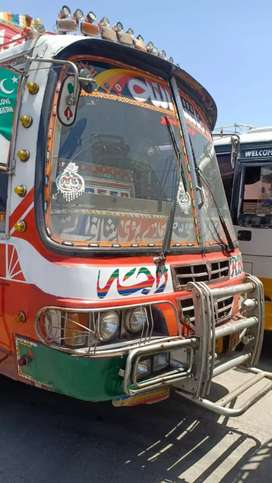 Bus for sale in faisalabad