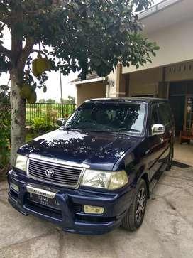 Toyota Kijang Kapsul LX up LGX