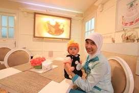 Lowongan babysitter dan asisten rumah tangga