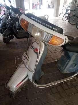 Kinetic Honda good condition,new battery,self start