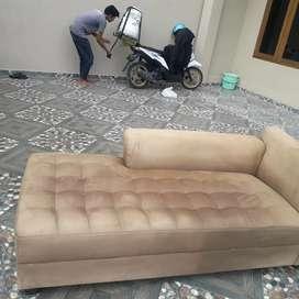 Jasa cuci sofa spring bed jok mobil interior mobil