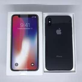 iPhone X 64gb Space Gray Second