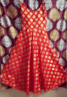 Broket gown