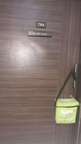 2/3 bhk flat on rent in all amravati best locations
