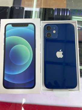 Apple iphone 12mini. 128GB. blue.Color Wholesale Rate with warranty an