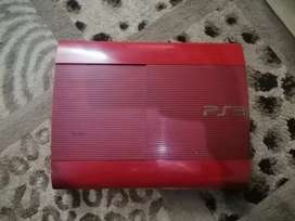 Ps3 ultra slim red colour