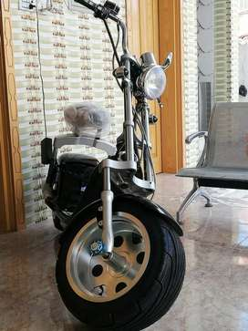 CityCoCo Electric Motor Bike 2000W Imported