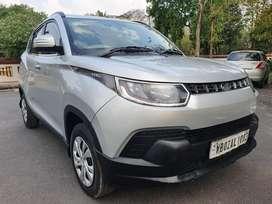 Mahindra Kuv 100 D75 K4 PLUS, 2017, Petrol