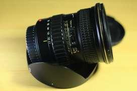 Tokina 11-16 f2.8 IF ATX II Canon Tajem