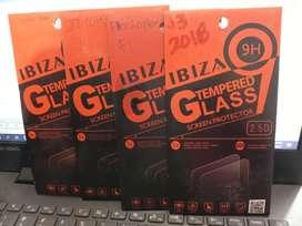 PROMO YA-TEMPERED GLASS TG IBIZA BENING ANTI GORES 8 LITE J2 CORE F1
